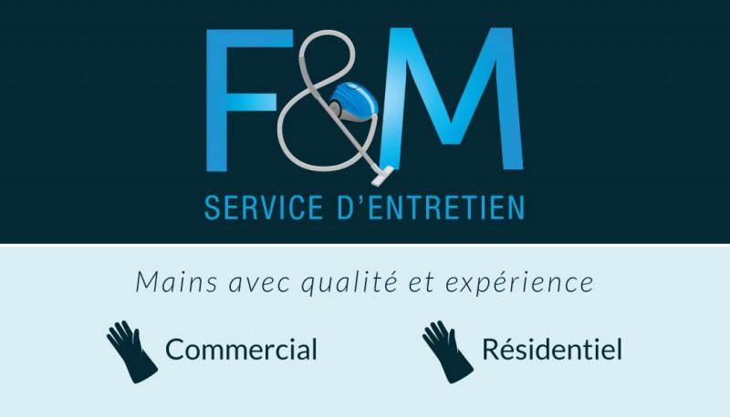 FM Service Entretien | Site web vitrine et référencement (SEO)