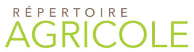 Répertoire Agricle | Développement web sur mesure