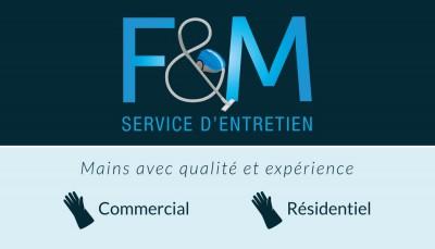 FM Service Entretien   Site web vitrine et référencement (SEO)